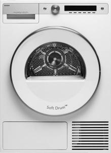 Сушильная машина с тепловым насосом и парогенератором Asko T608HX.W
