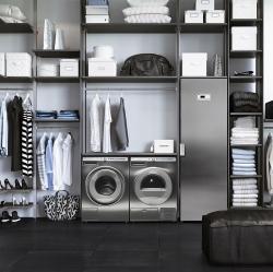 Asko Asko комплект в ряд (стиральная и сушильная машина + сушильный шкаф)