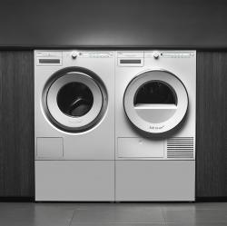 Asko Asko комплект с напольными ящиками (2 ящика + стиральная и сушильная машина)