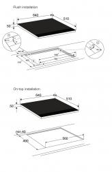 Asko Asko HI1655MF Варочная индукционная панель