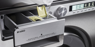 Стиральные машины Asko c автоматическим дозатором моющих средств