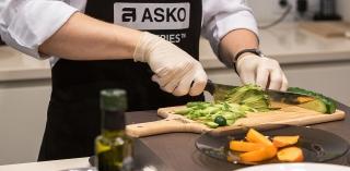 Как готовить с Asko