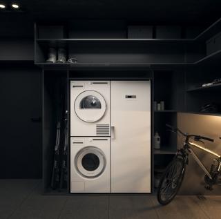 Новинки от Asko: стиральная машина W2114C.W и сушильная машина T211H.W