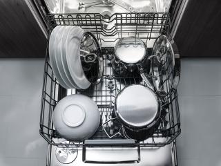 Преимущества посудомоечных машин
