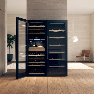 Новинки от Asko: винный климатический шкаф WCN311942G