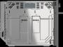 Компактный духовой шкаф 5 в 1 Asko OCSM8487B