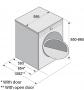 Сушильная машина с тепловым насосом и парогенератором Asko T409HS.W