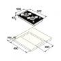 Варочная панель Domino Asko HG1355GB
