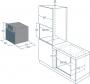 Компактный духовой шкаф с паром Asko OCS8478G